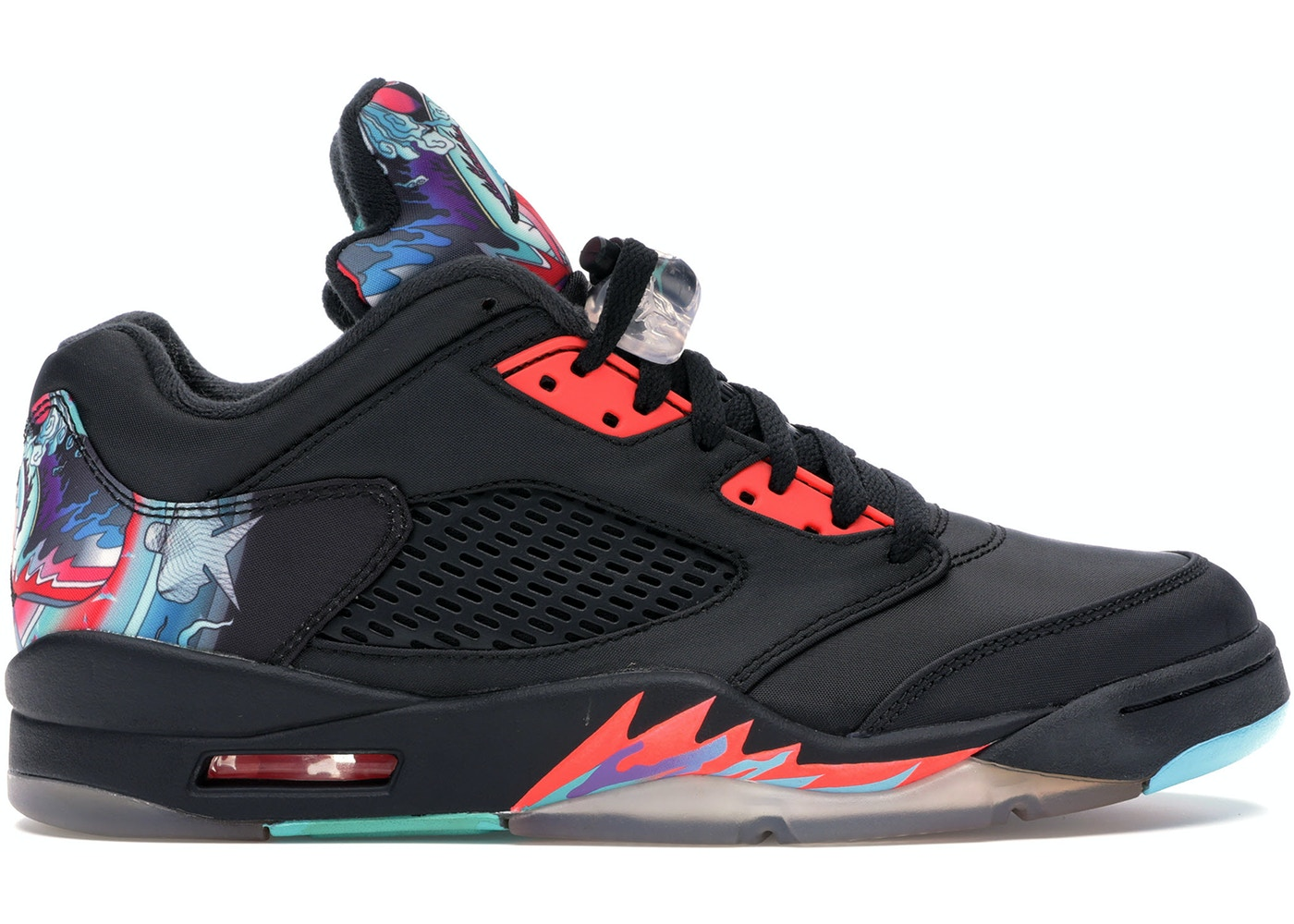 94253156d477 Jordan 5 Retro Low Chinese New Year - 840475-060