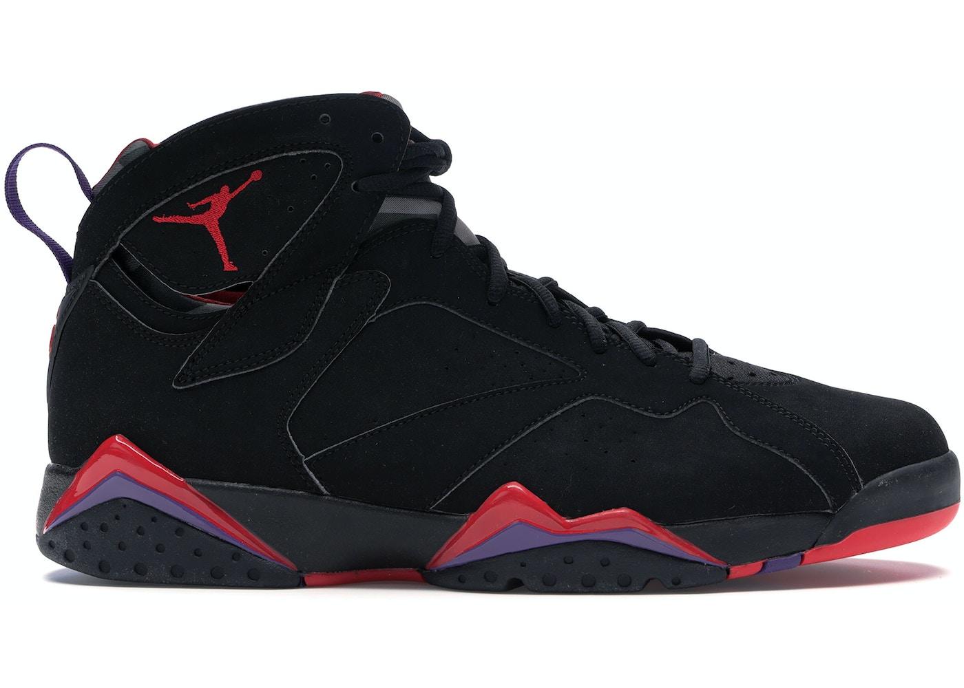 buy online d71dc b4788 Jordan 7 Retro Raptors (2012) - 304775-018