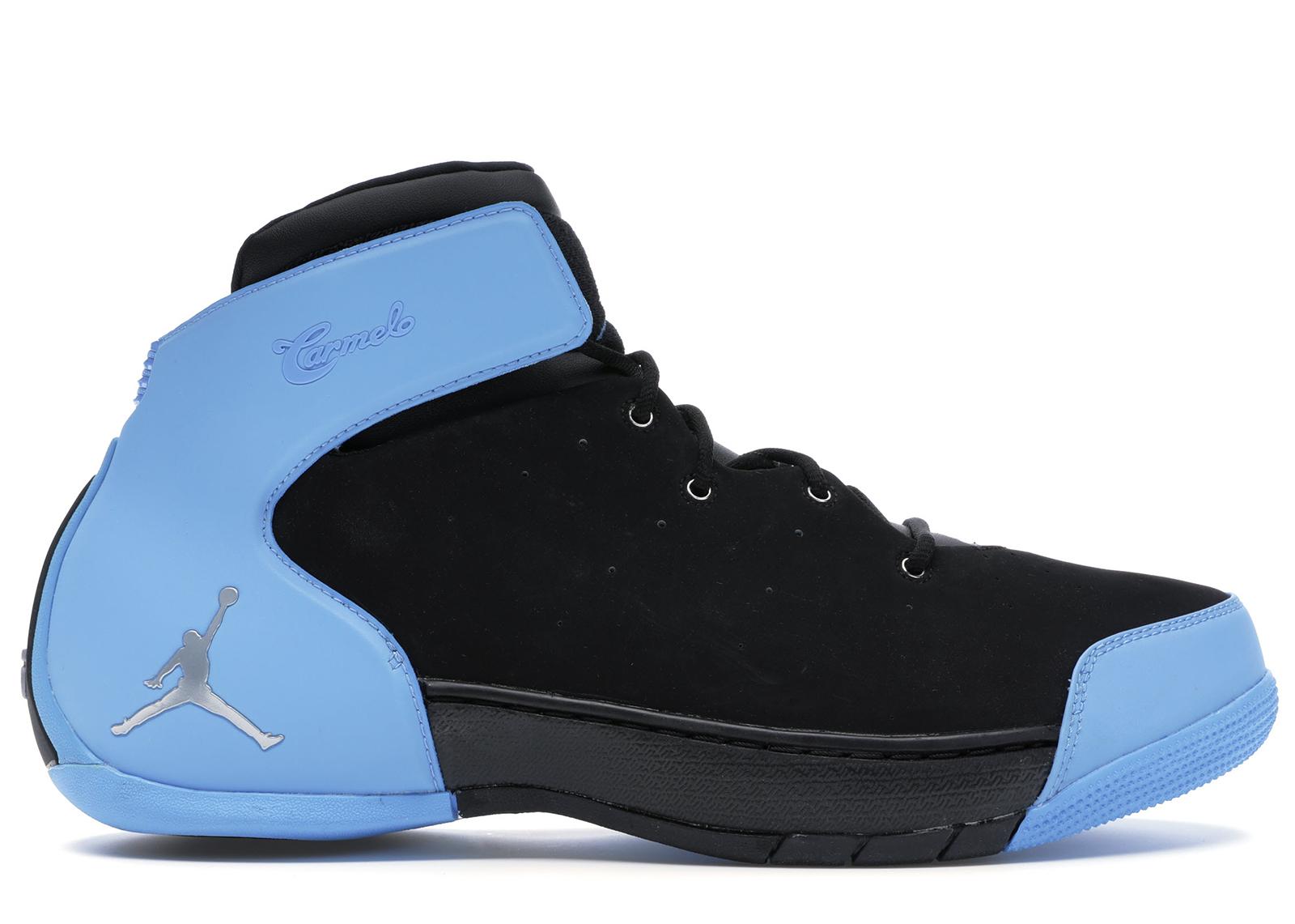 Nike Jordan Melo 1.5 Black University