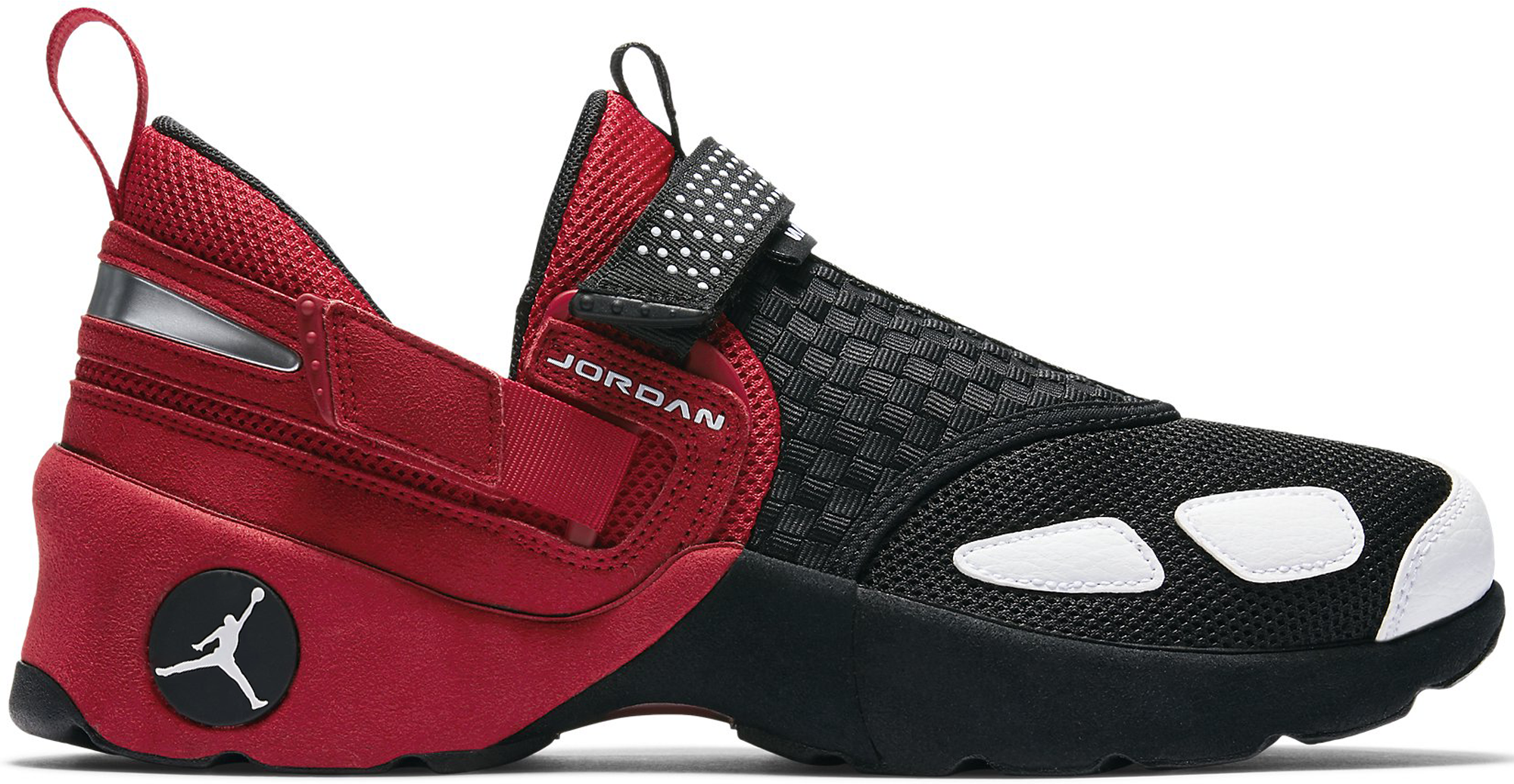 Jordan Trunner LX Black Red (2017