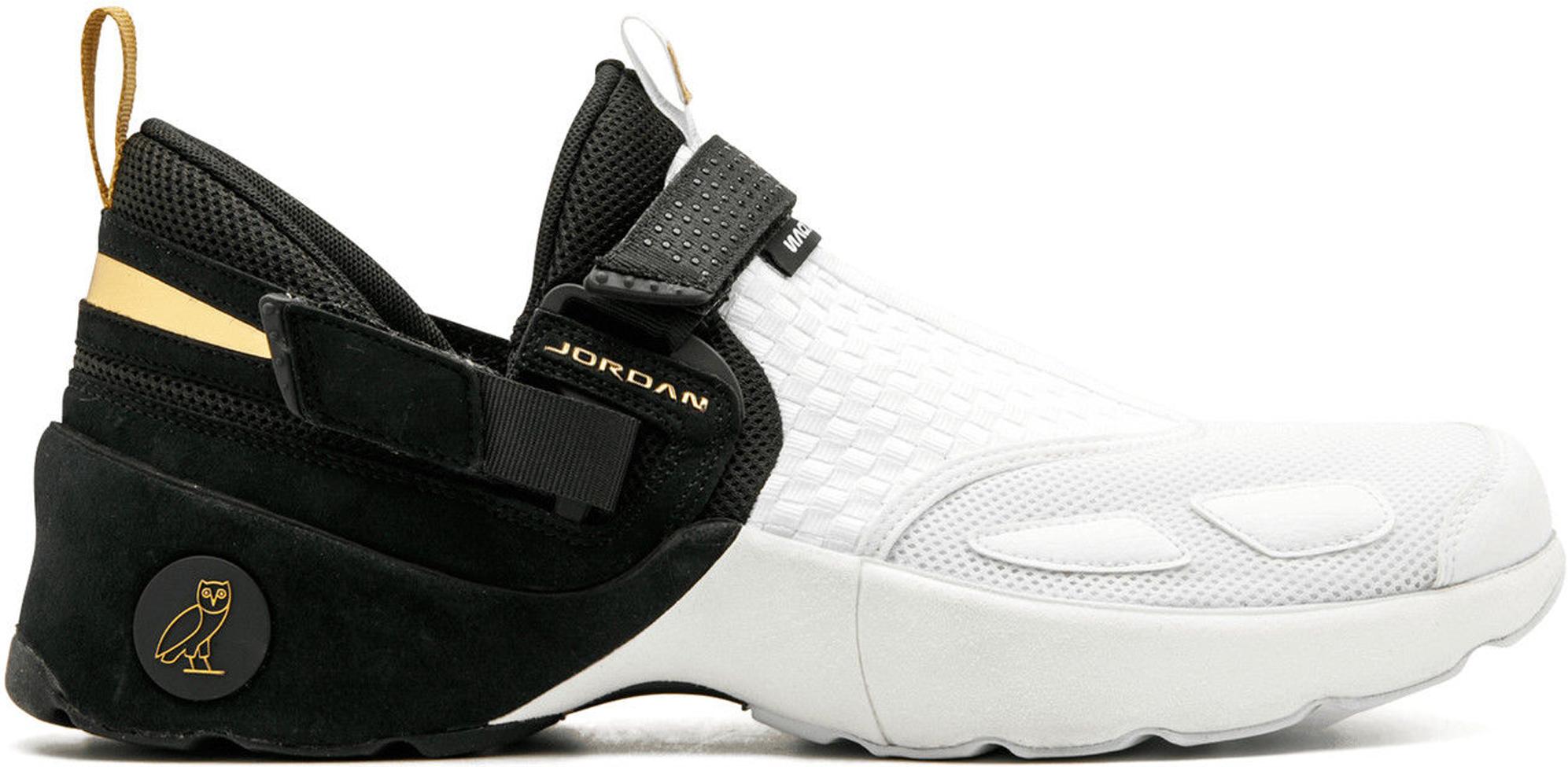 Jordan Trunner LX OVO Black White