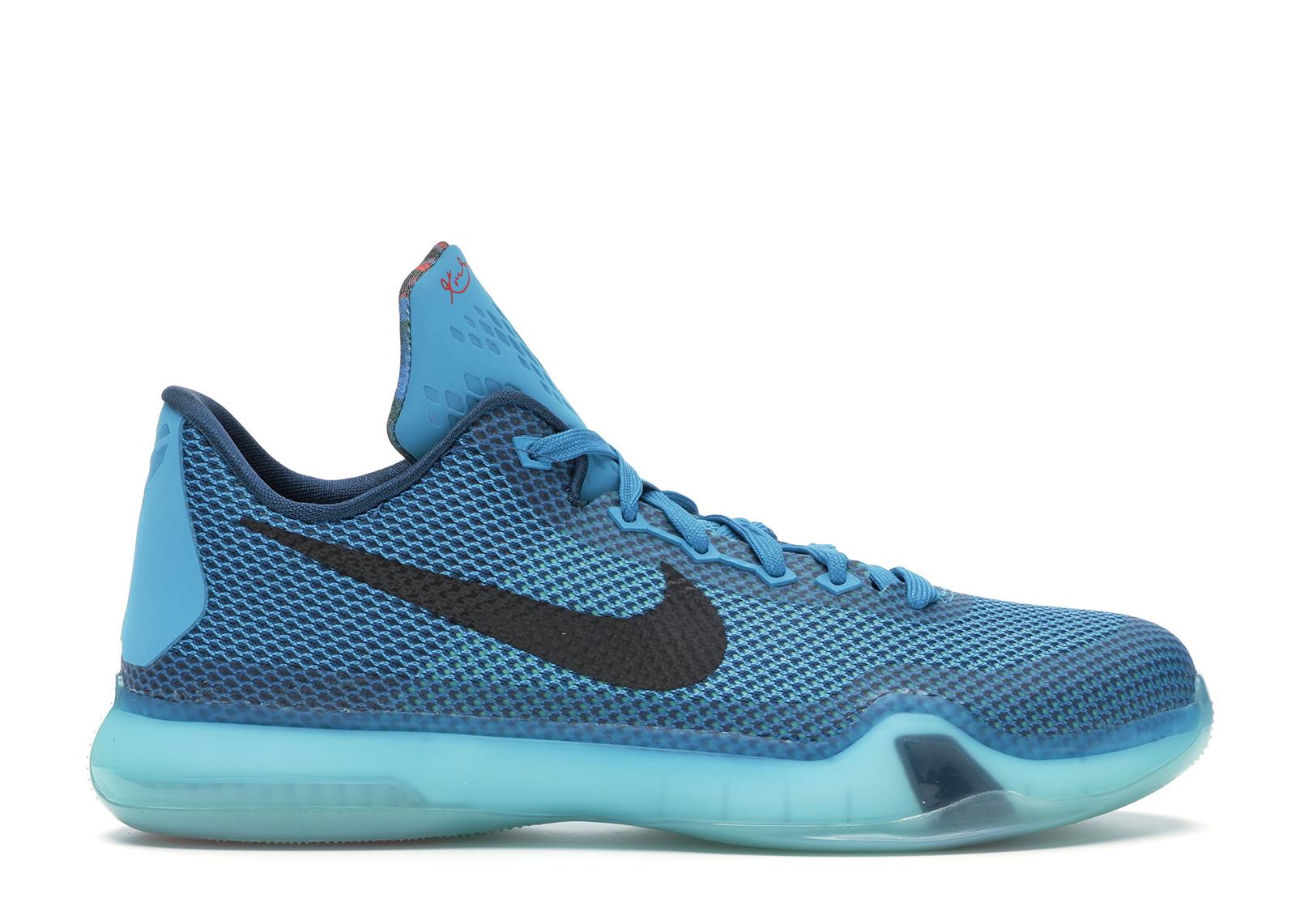 Nike Kobe 10 5AM Flight (GS) - 726067-403
