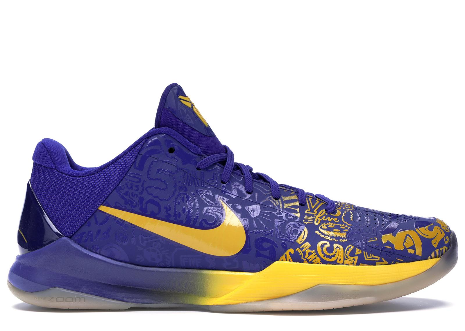 Nike Kobe 5 5 Rings (2010) - 386429-702