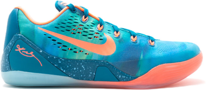 Nike Kobe 9 Peach Jam - 695353-384