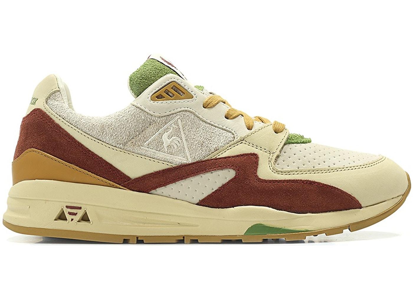 af5943b3fe85 Le Coq Sportif LCS R800 Sneakerbox Hummus - 1810875