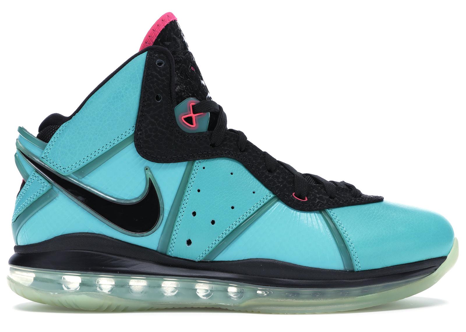 Nike LeBron 8 South Beach (Pre-Heat