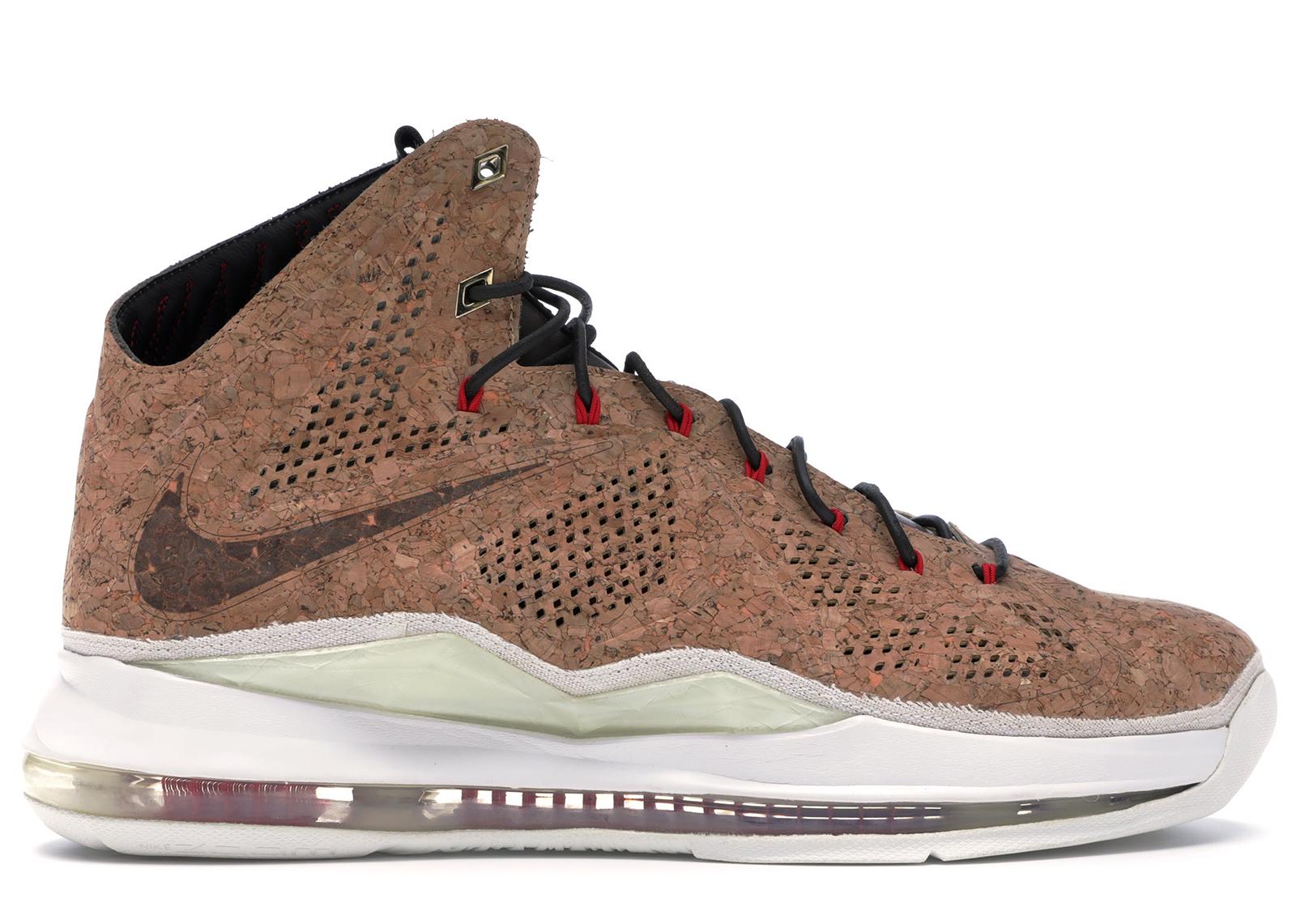 Nike LeBron X EXT Cork - 580890-200