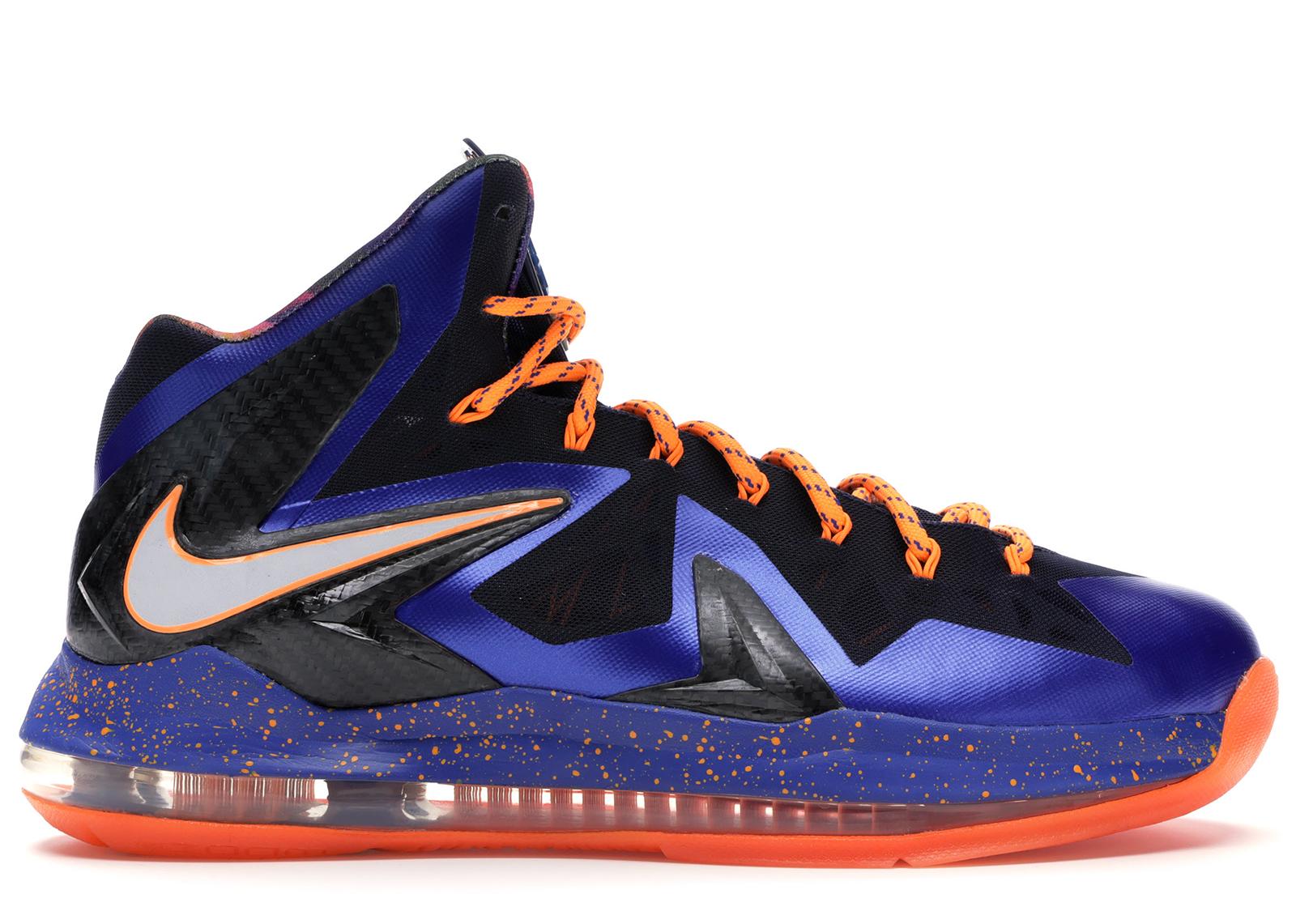 Nike LeBron X Elite Superhero - 579827-400