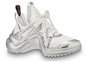 a69fddf4dab Louis Vuitton Archlight Trainer Metallic Silver (W)