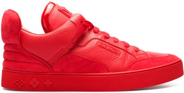Louis Vuitton Don Kanye Red