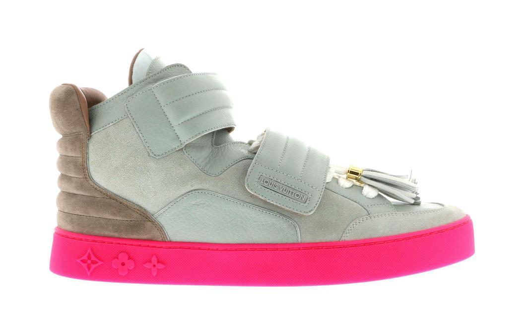 Louis Vuitton Jaspers Kanye Patchwork