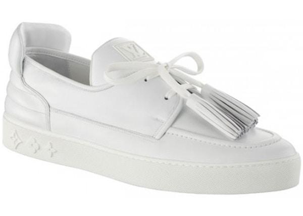 89391f8d1216 Louis Vuitton Mr. Hudson Kanye White