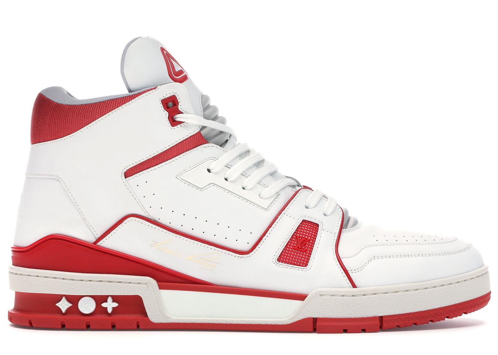 Louis Vuitton LV Trainer Sneaker Mid