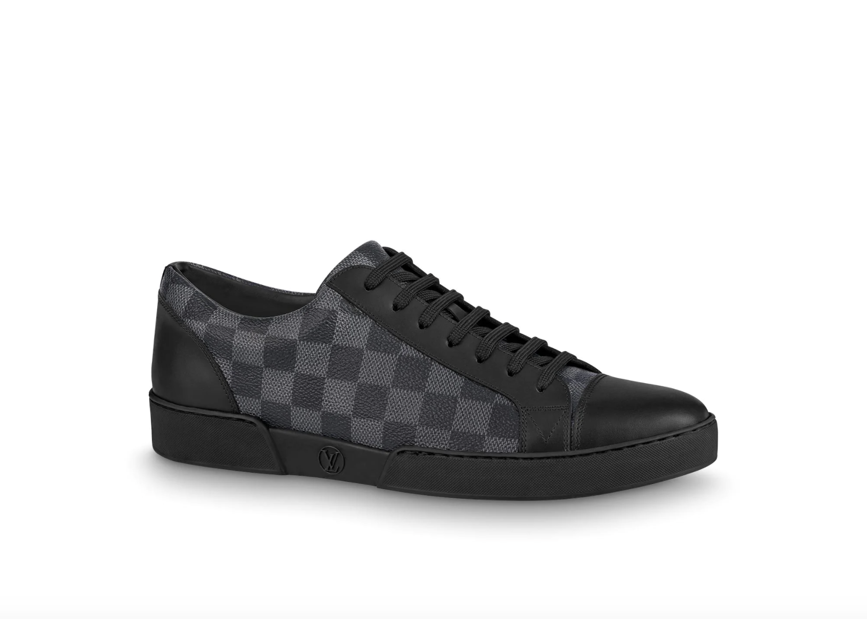Louis Vuitton Match Up Black Damier