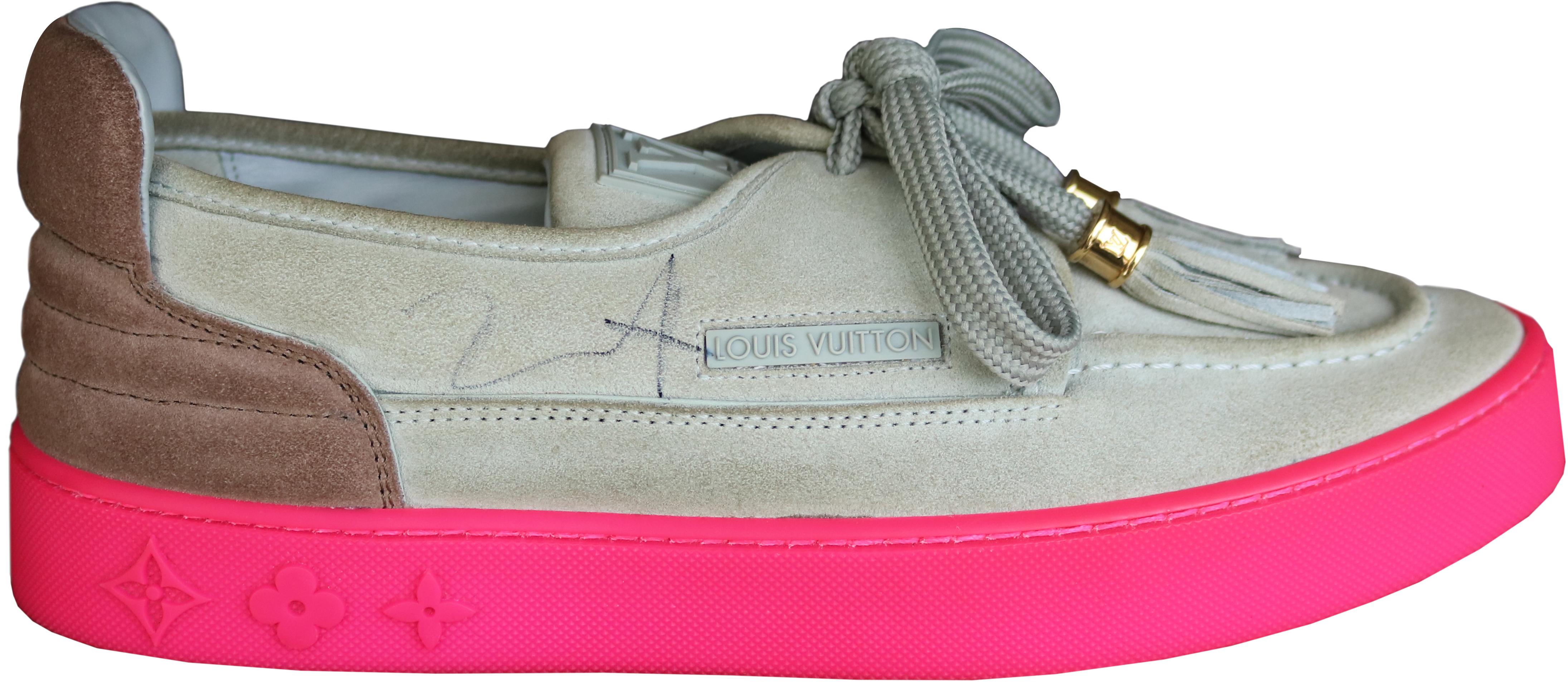 Louis Vuitton Mr. Hudson Kanye Grey