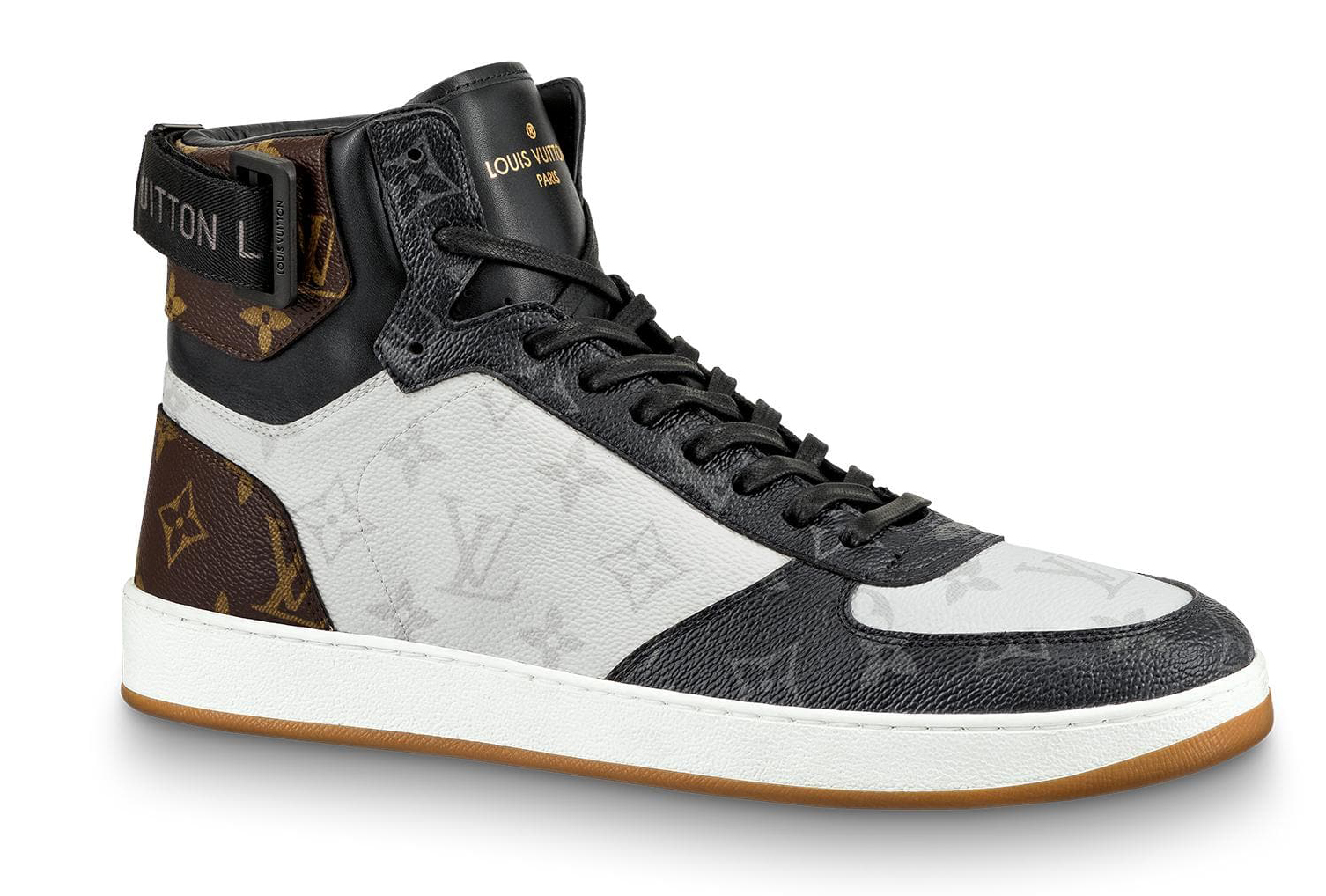 Louis Vuitton Rivoli Sneaker Boot