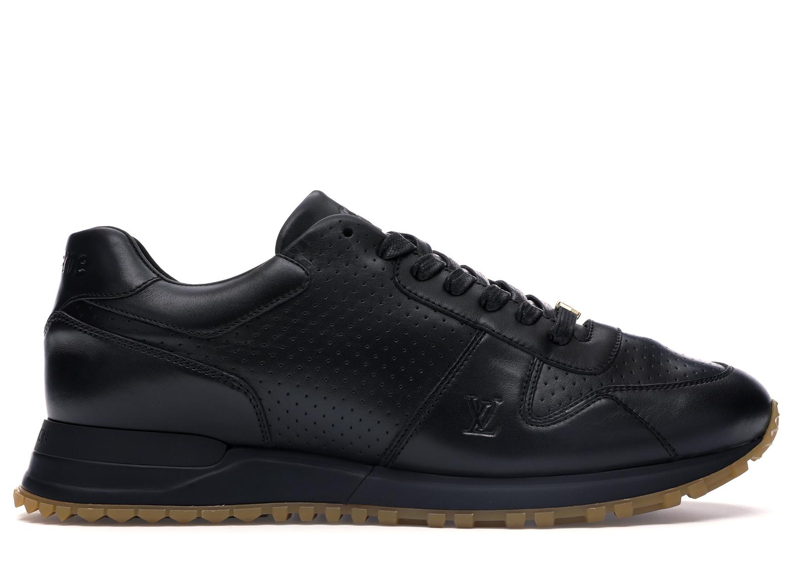 Louis Vuitton Run Away Supreme Black