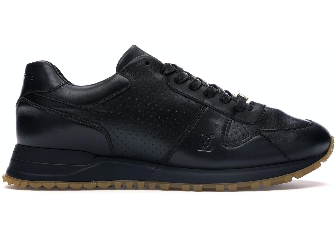 b67e3b8c819 Louis Vuitton Run Away Supreme Black Gum