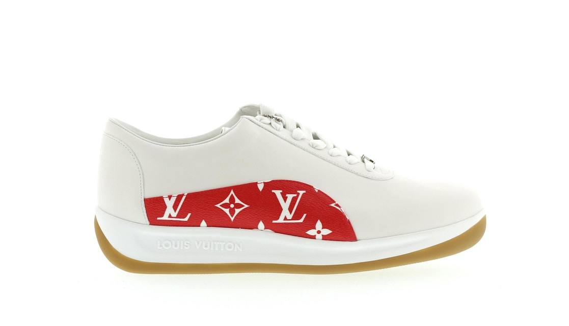 Louis Vuitton Sport Supreme White Monogram