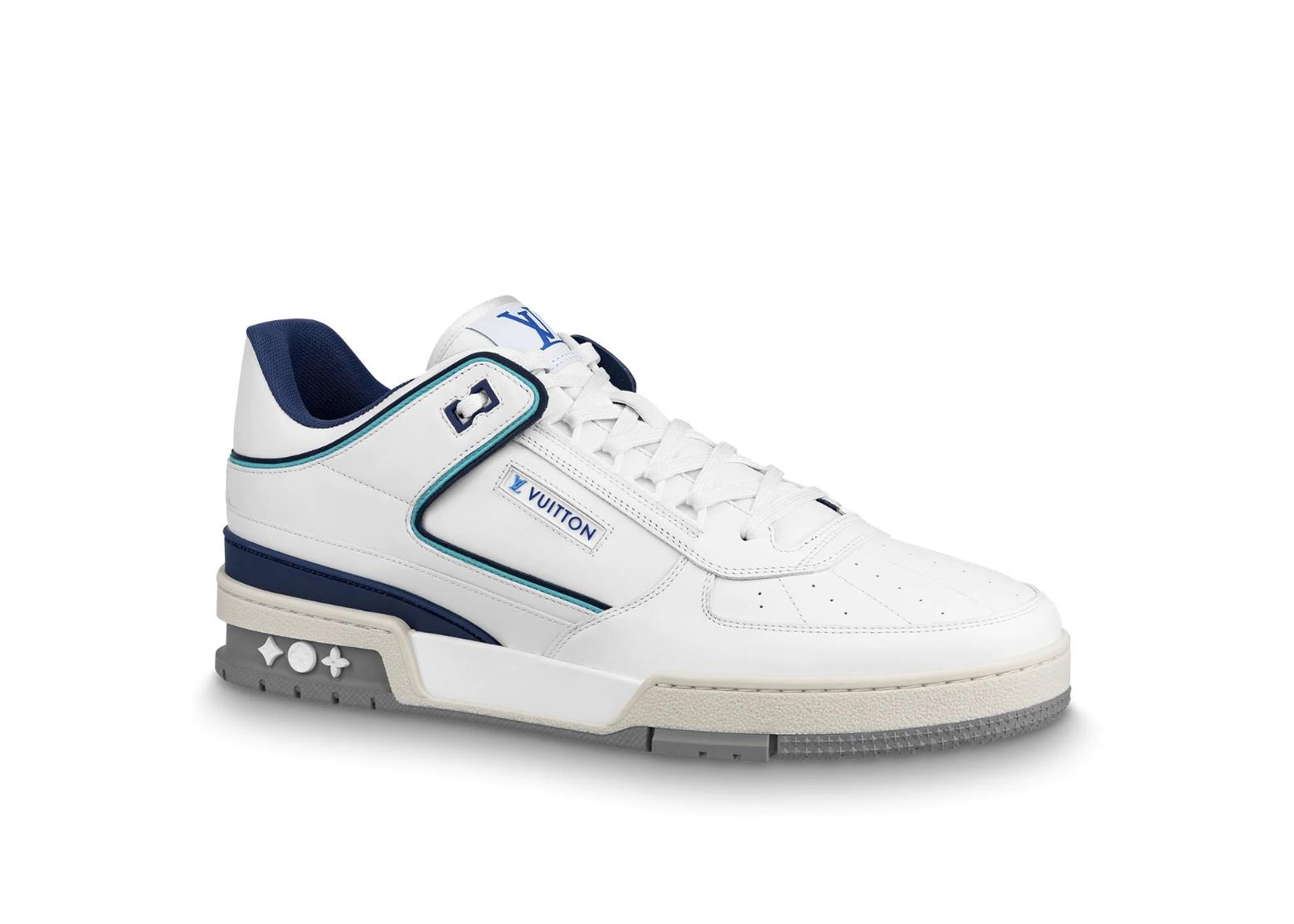 Louis Vuitton Trainer Sneaker White