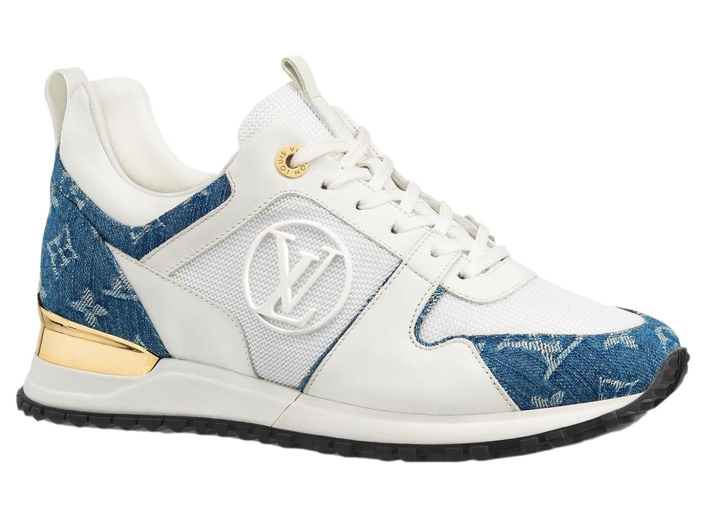 LouisVuitton Run Away Sneaker Monogram