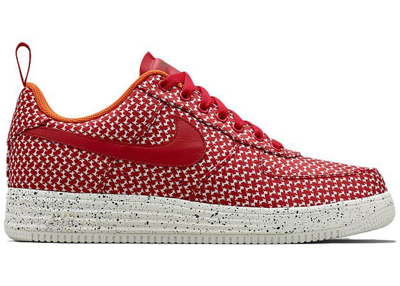 timeless design a6fc7 f11c0 Lunar Force 1 Low Undefeated