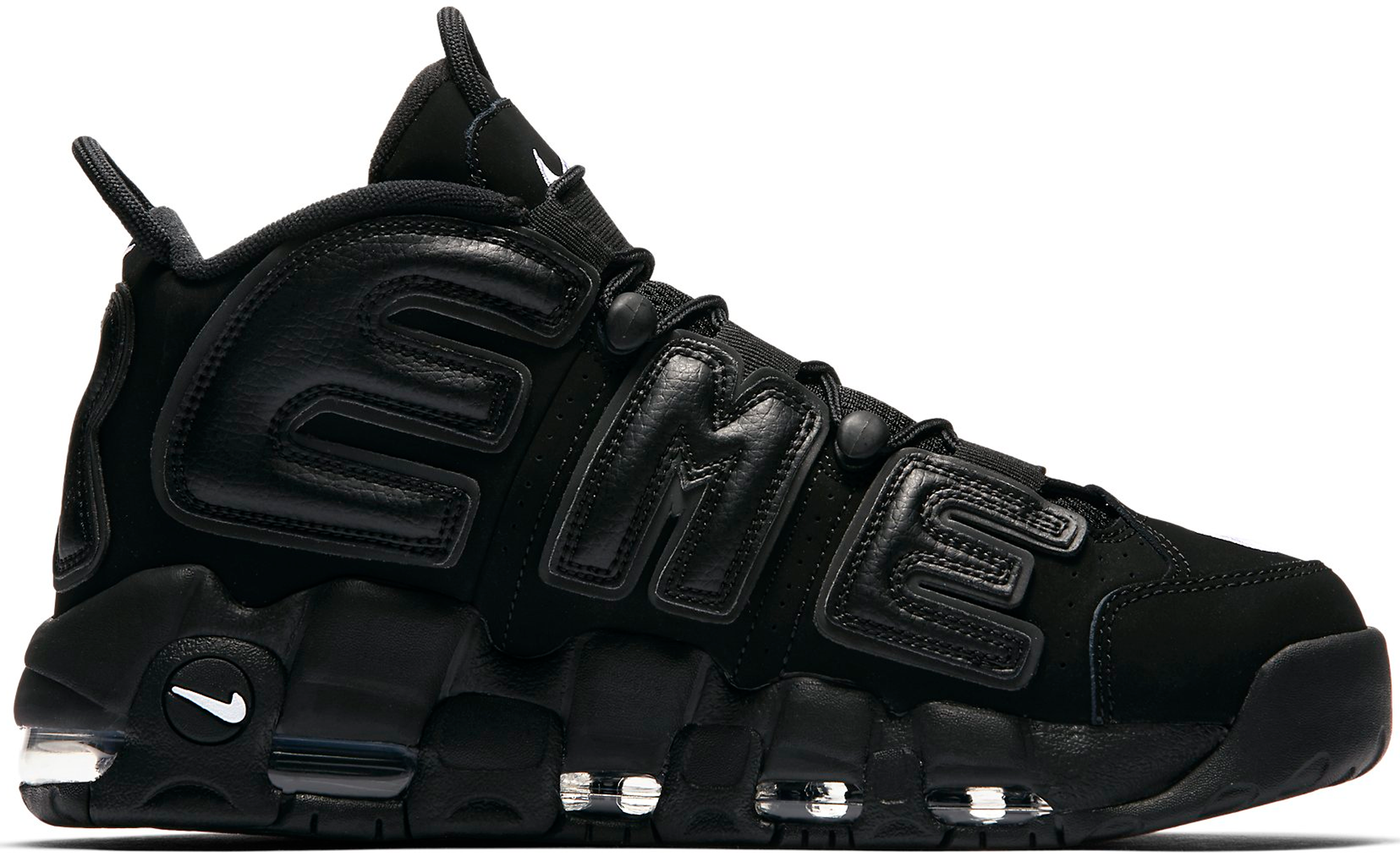 "Air More Uptempo Supreme ""Suptempo"" Black"