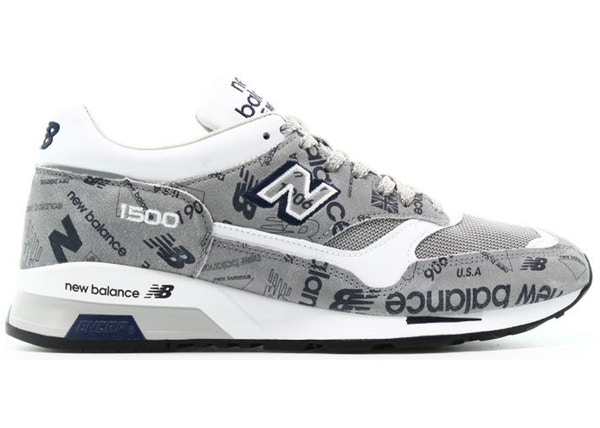 watch 65346 cca51 New Balance 1500 All-Over Print Grey