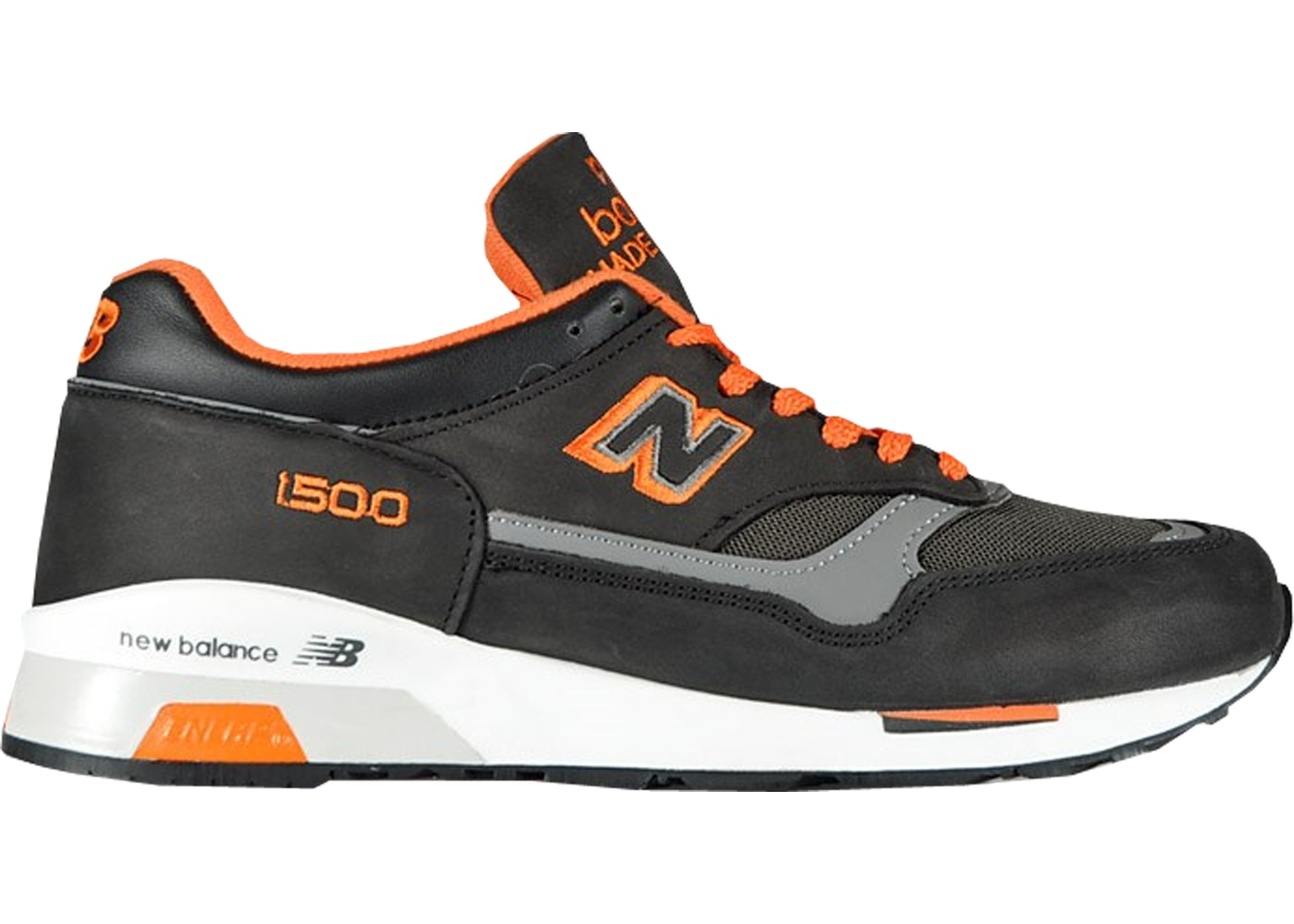 New Balance 1500 Anthracite Grey Orange a089d7536d3a