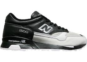 new style d6fc2 ee29c New Balance 1500 Black Black White