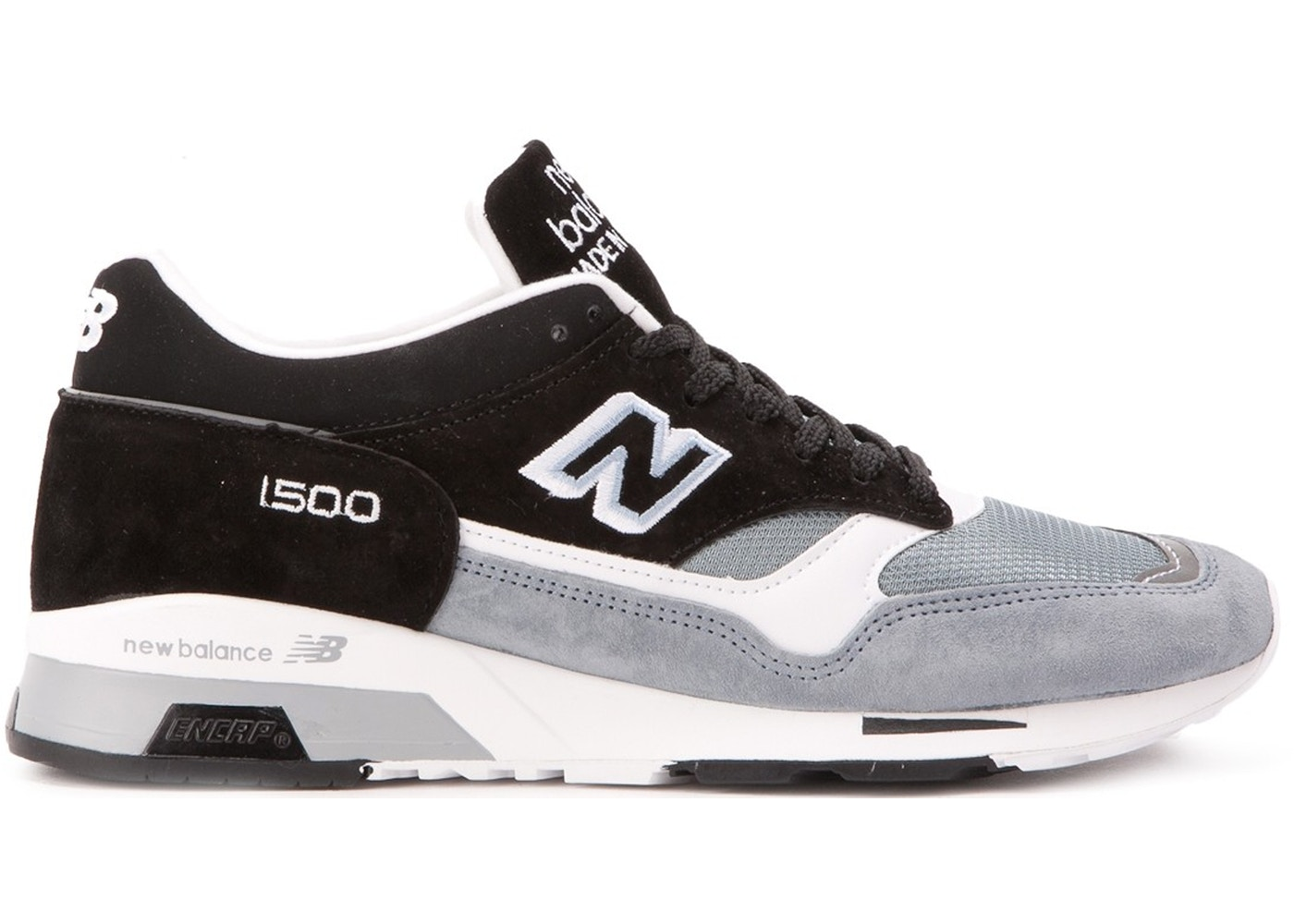 New Balance 1500 Black Dusty Blue
