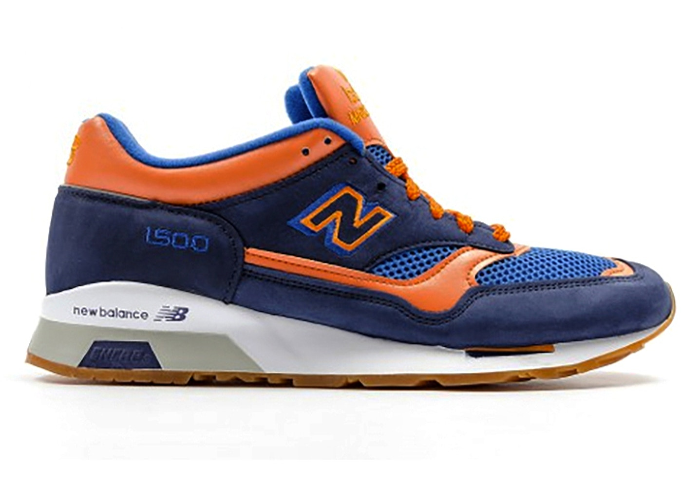 quality design 3aaa4 c167d New Balance 1500 Blue Orange Reissue