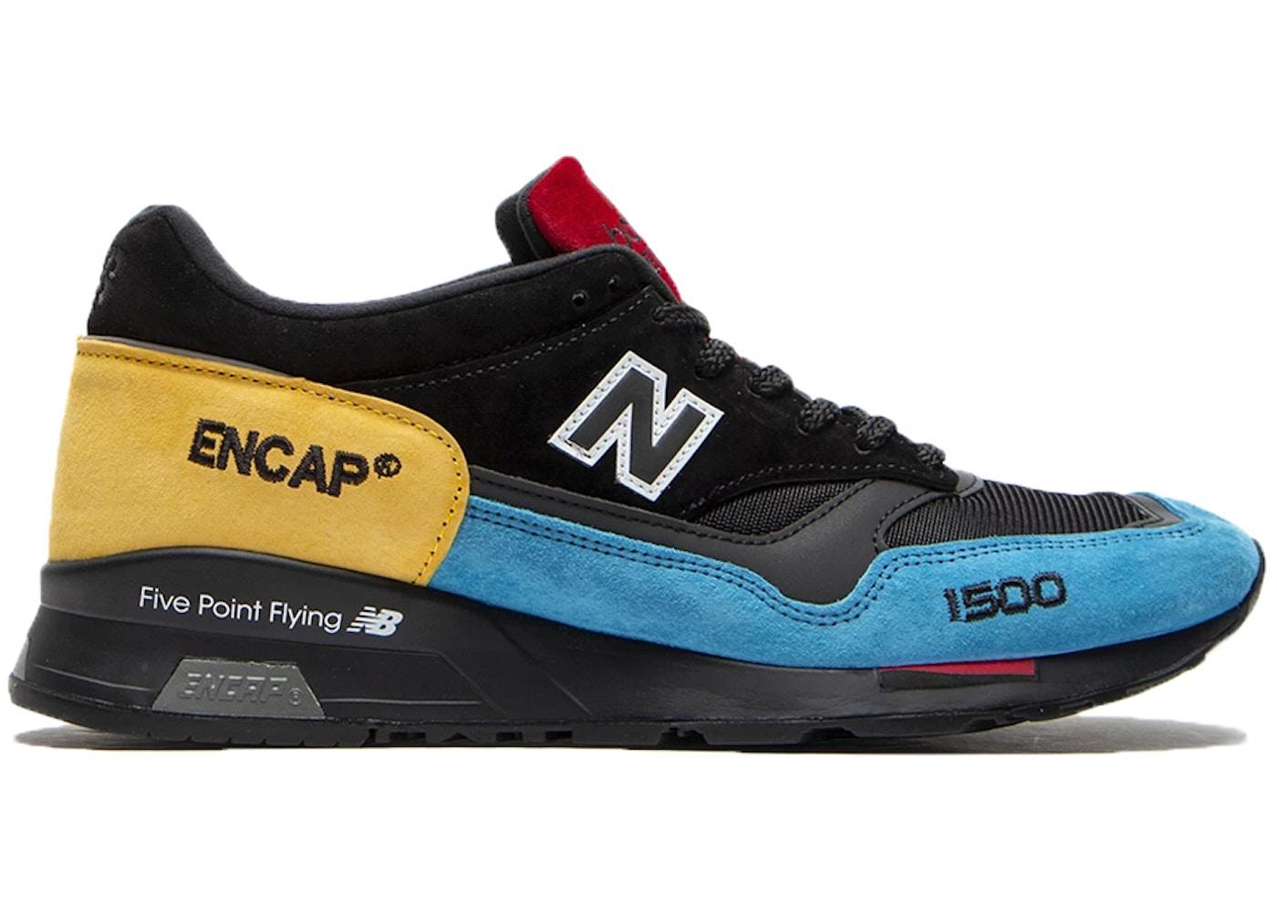 lowest price 66f68 a4875 New Balance 1500 Multi Black