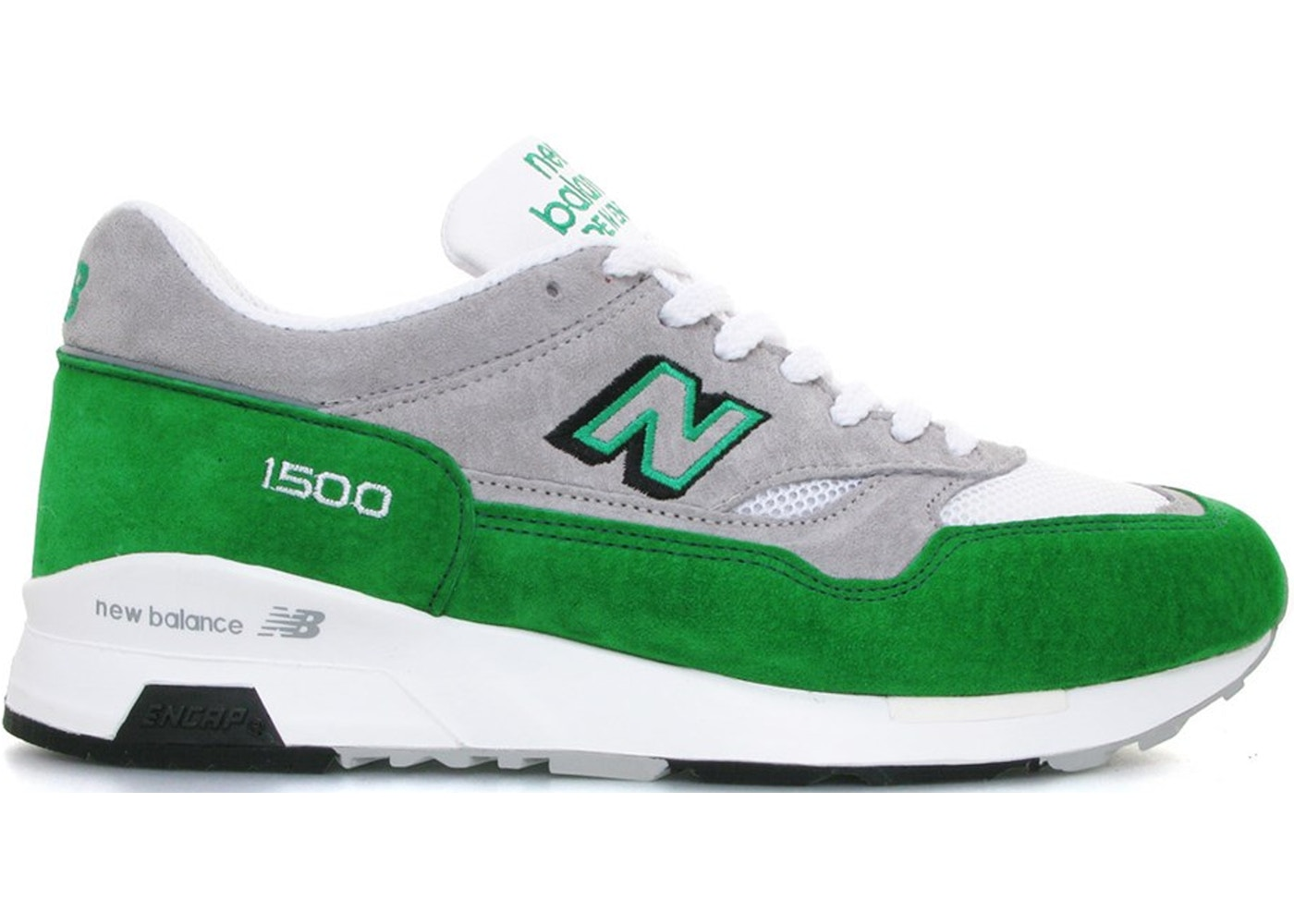 new arrival 99139 d5fc1 New Balance 1500 SNS RGB Pack (Green)