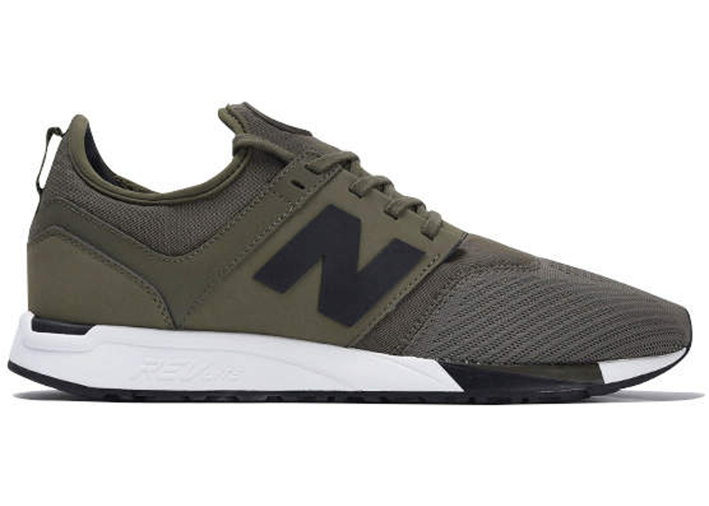 buy online 77c5d ba543 Sell. or Ask. Size  12. View All Bids. New Balance 247 Sport Olive