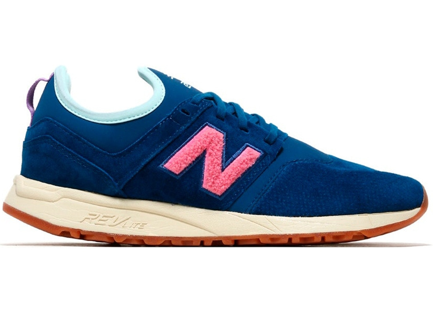 d1977eb127c38 New Balance 247 Titolo Deep Into the Blue - MRL247TI