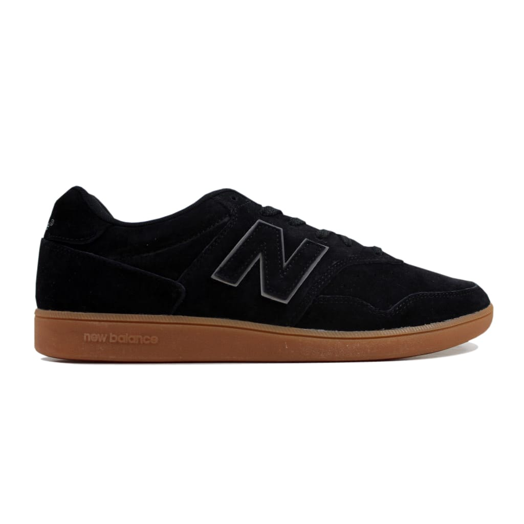 New Balance 288 Suede Black