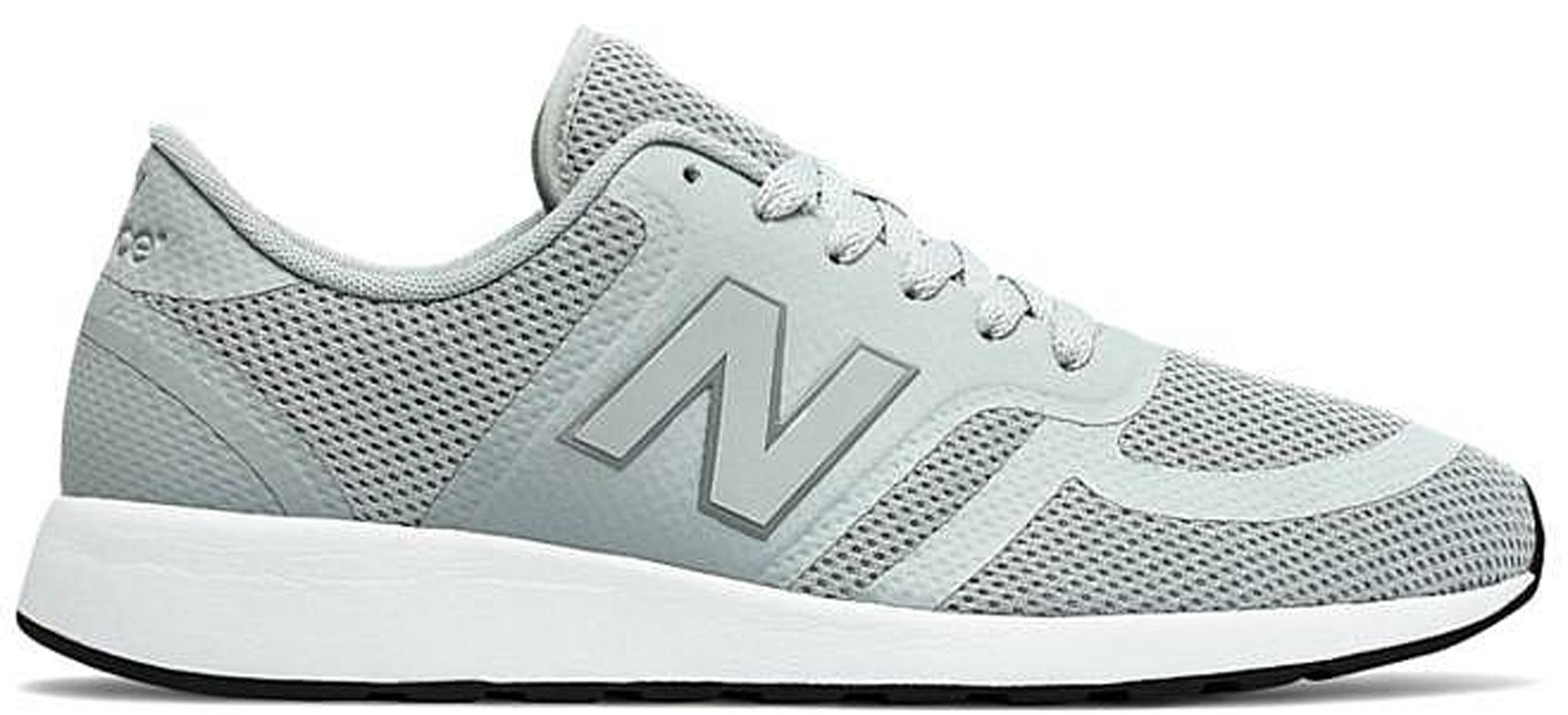 new balance 420 black and grey