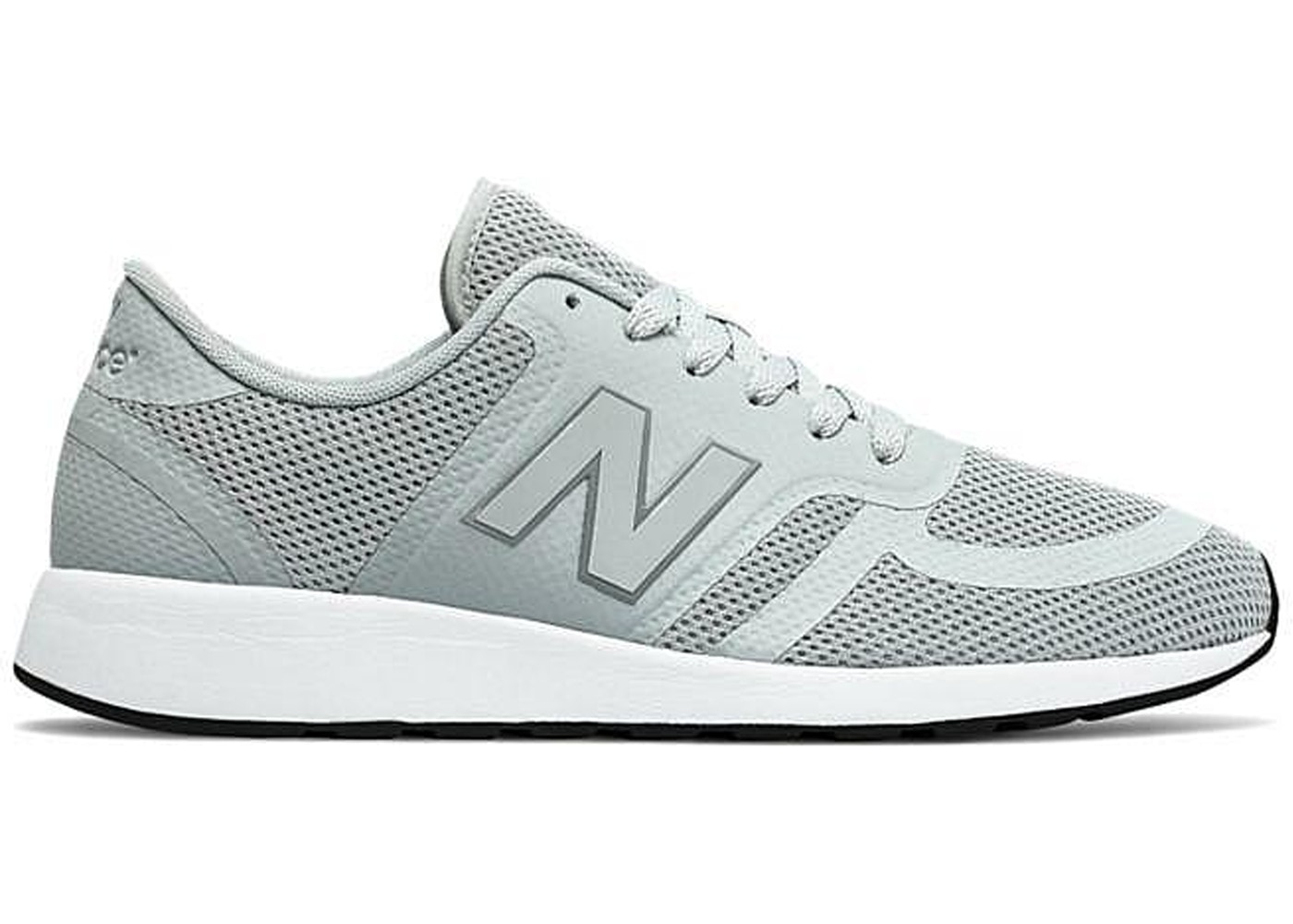 new balance 420 grey white
