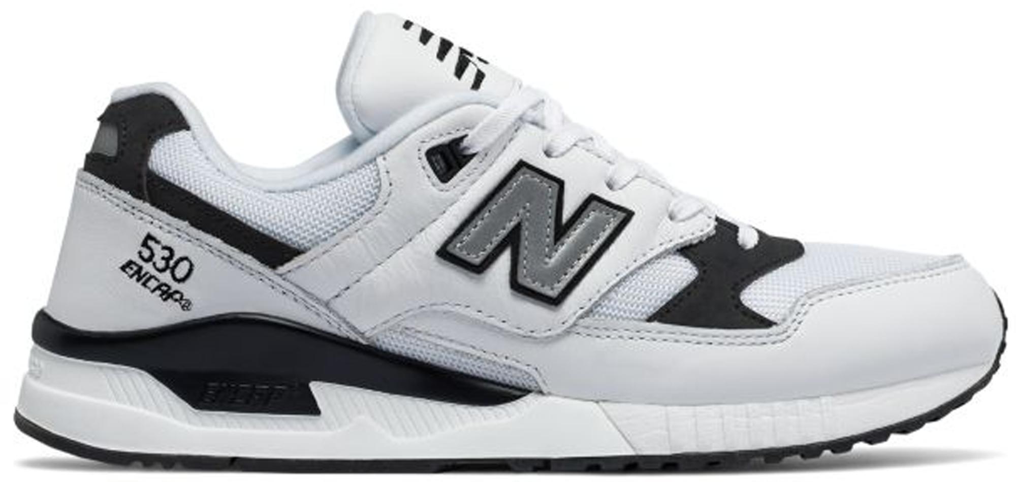 new balance 530 encap white