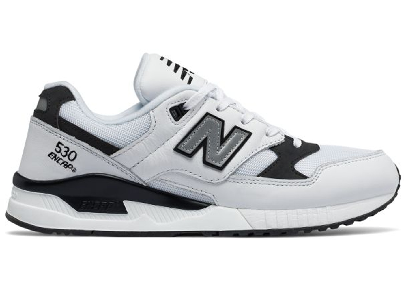 info for 6abfd a3128 New Balance 530 White Black