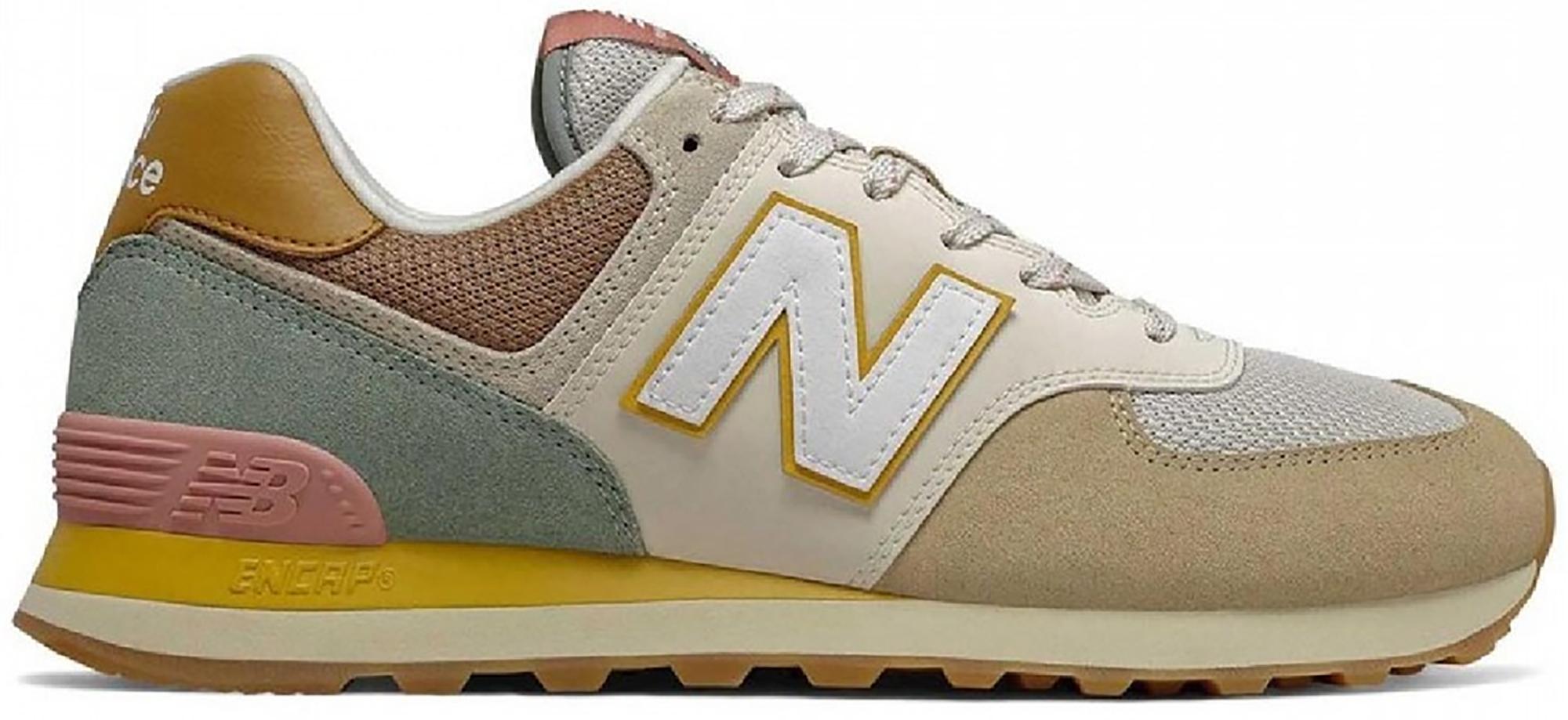 New Balance 574 Brown Beige - ML574SOT