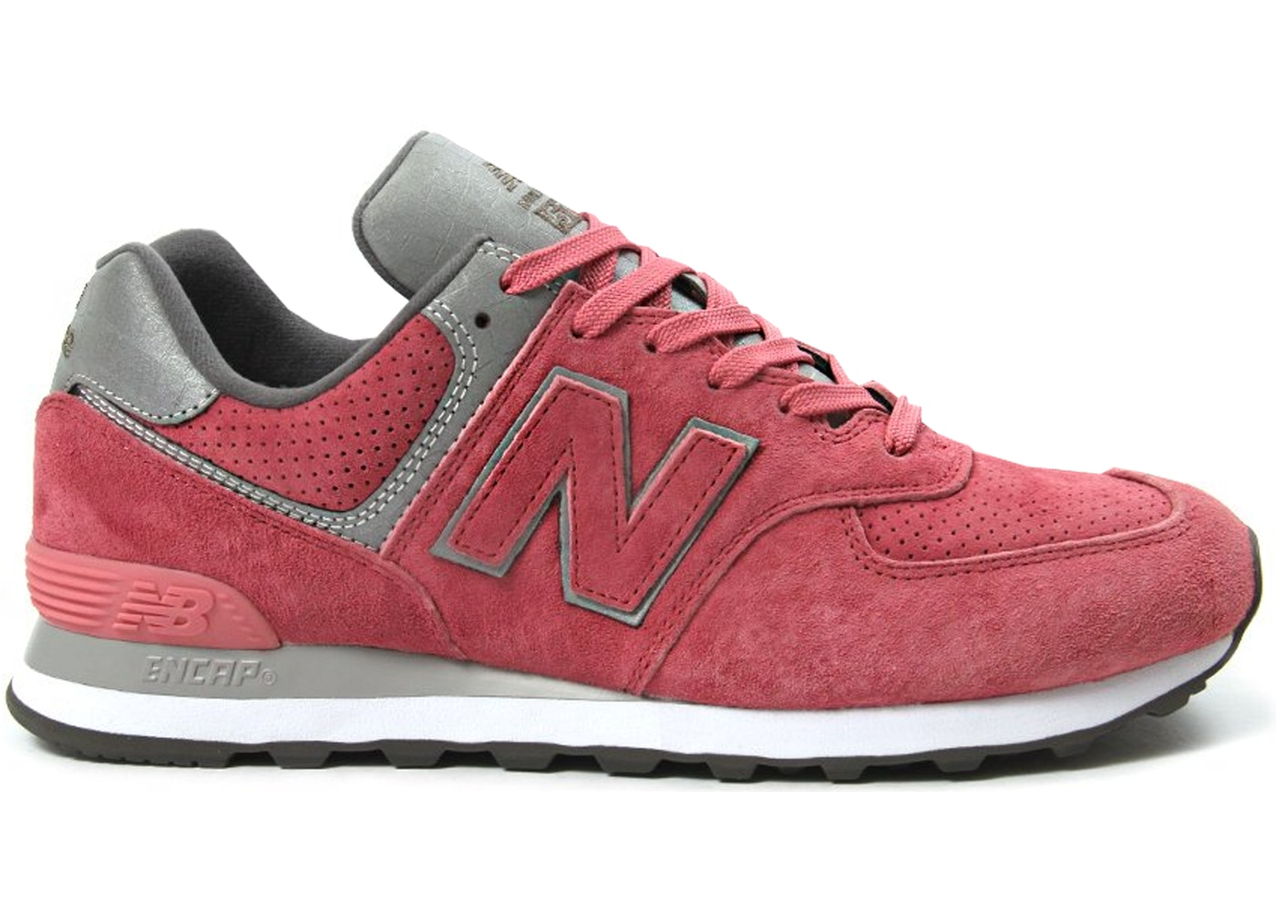 new balance 574 rose concepts