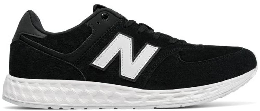 New Balance 574 Fresh Foam Suede Black