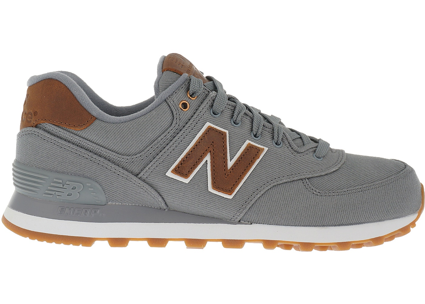 best sneakers 4f73d 9b5dd New Balance 574 Grey Brown