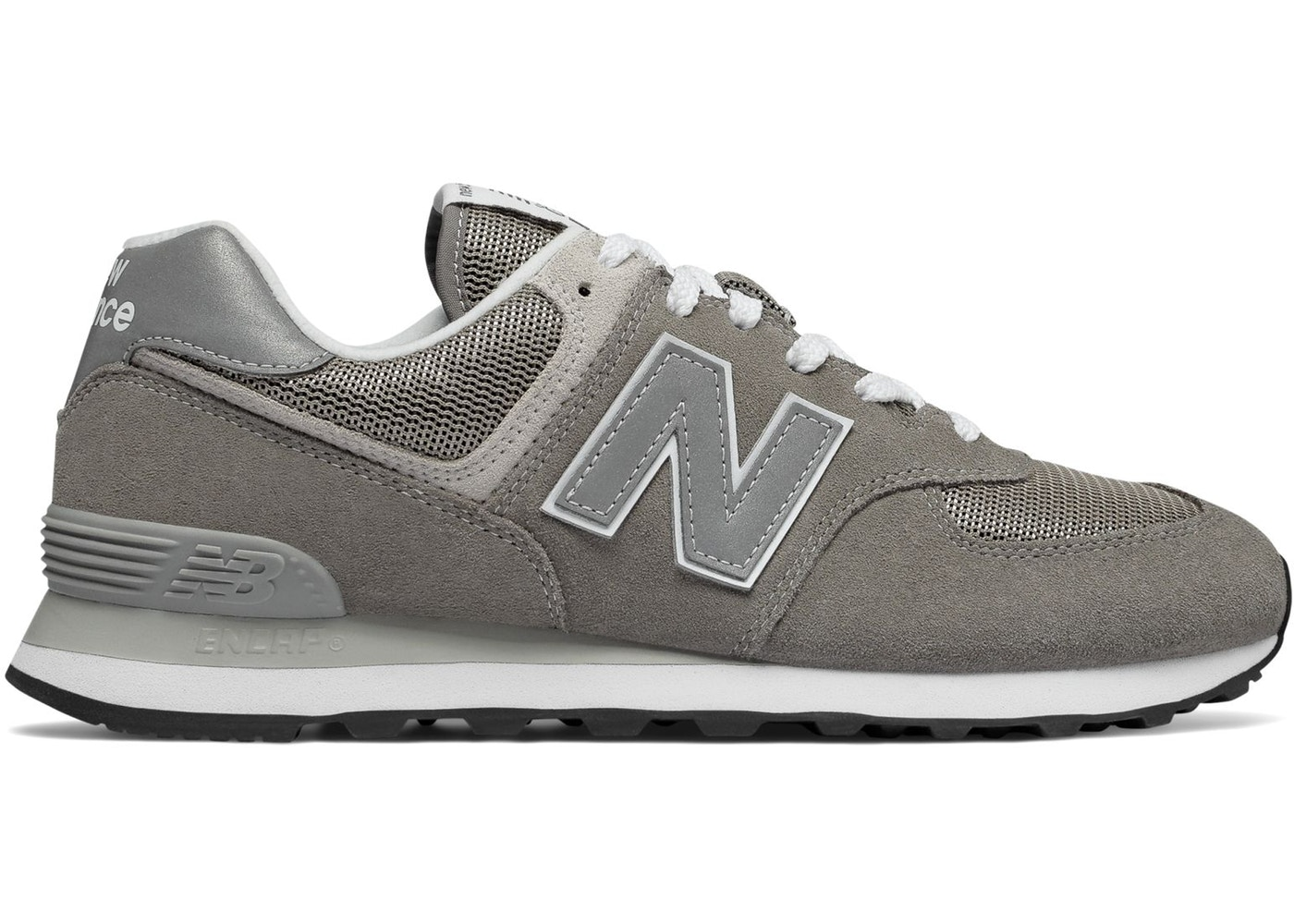 various colors 39ea2 497dd New Balance 574 Grey Day (Classic Grey)