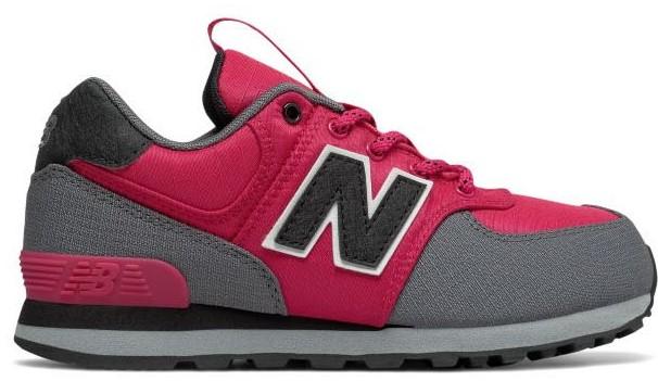 New Balance 574 Pink Grey (GS)
