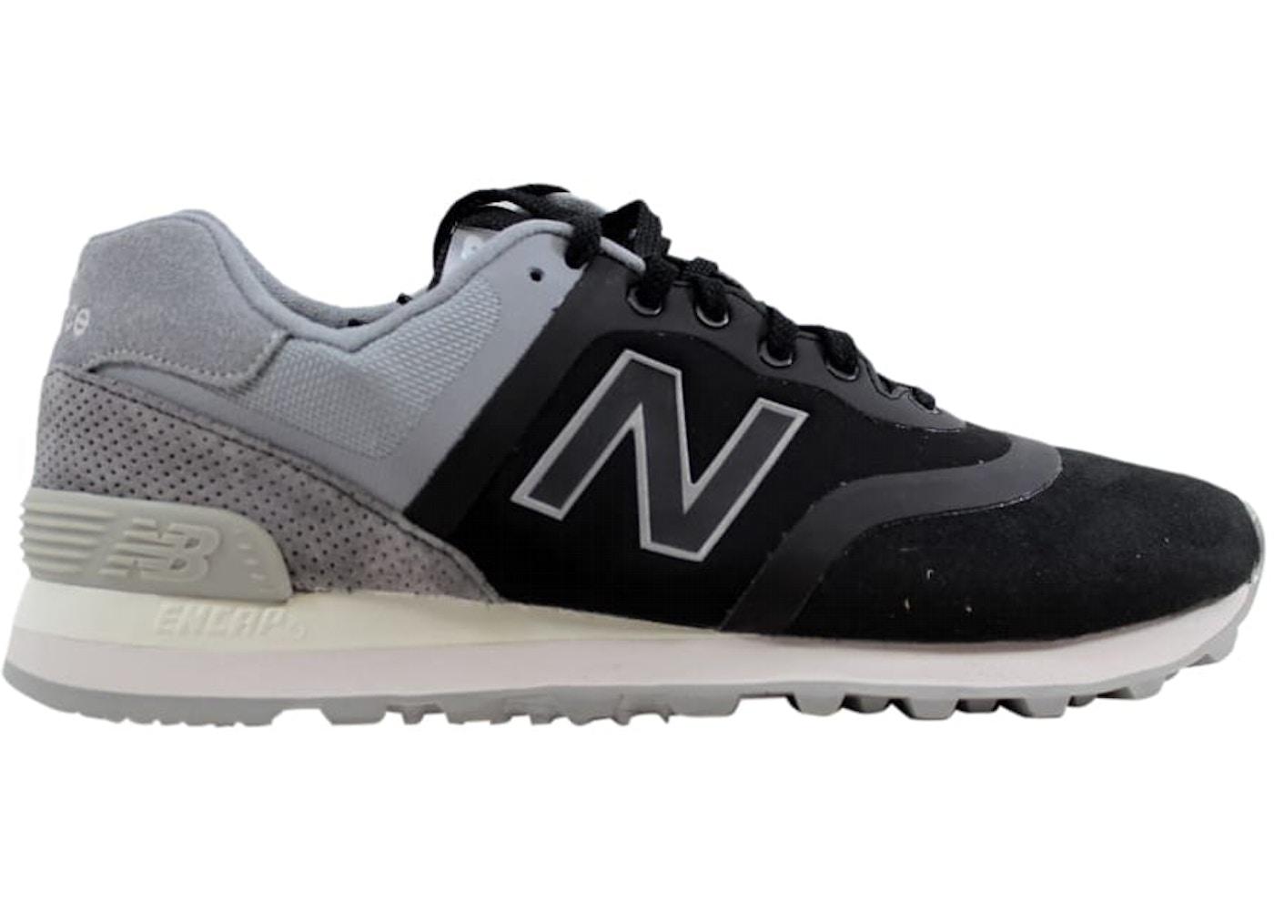 best cheap e5e23 47906 New Balance 574 Re-Engineered Black