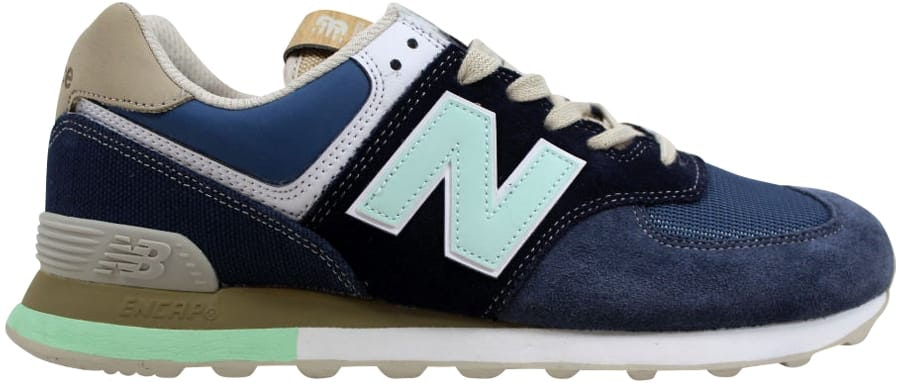 New Balance 574 Retro Surf Navy