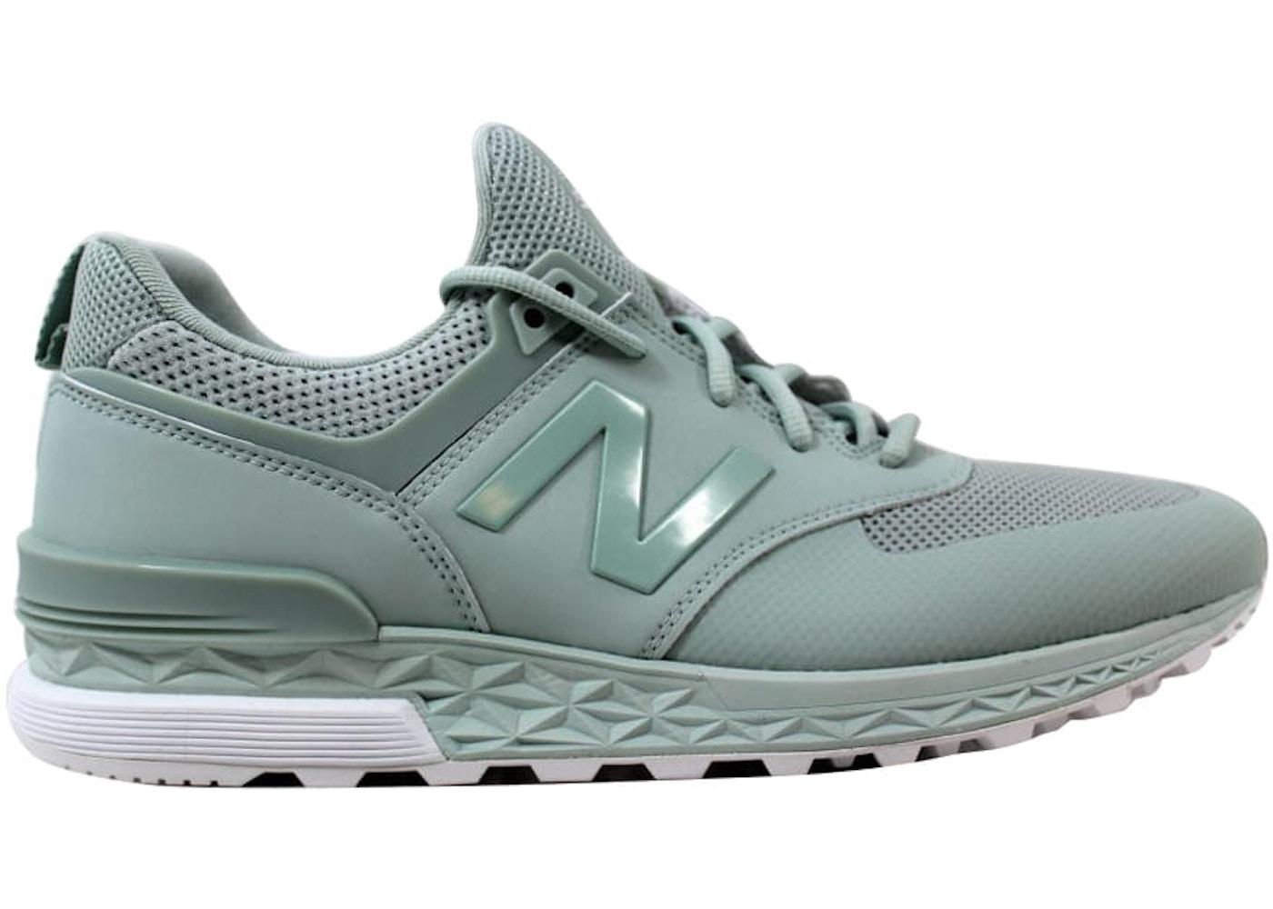 online store dc3ee 18b38 New Balance 574 Sport Mint Green